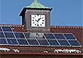 Photovoltaik auf der Zellerschule