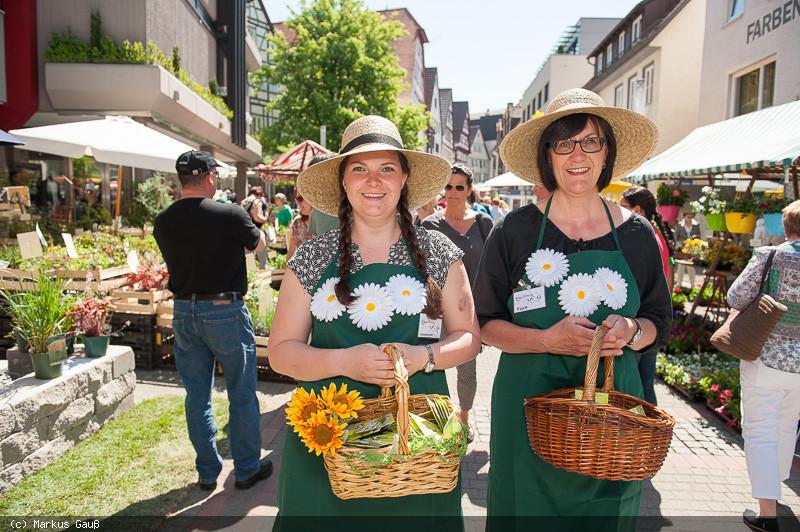 Frau Flora und Fräulein Florentinchen