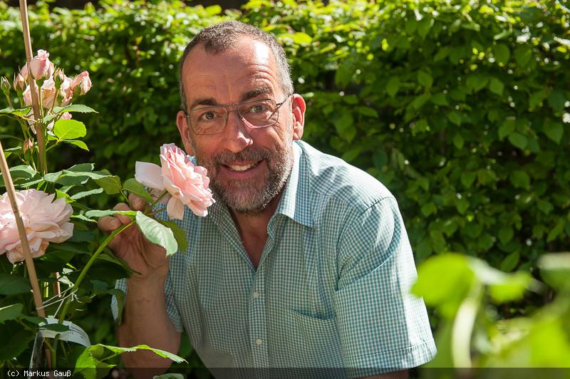 Gartenexperte Volker Kugel