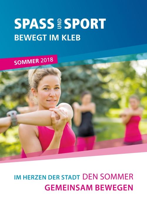 Spass und Sport Flyer 1