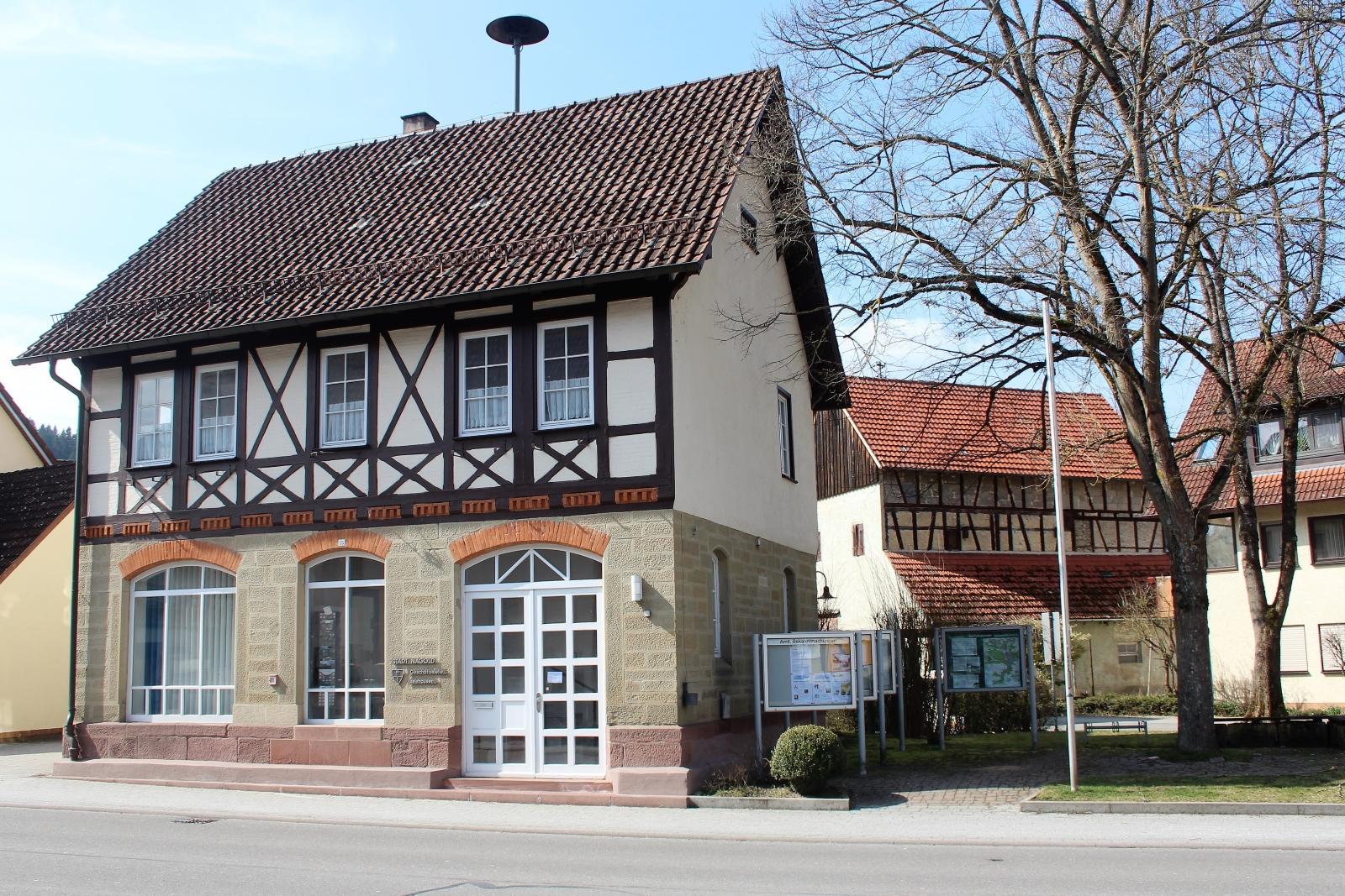 Rathaus-Geschäftsstelle Iselshausen