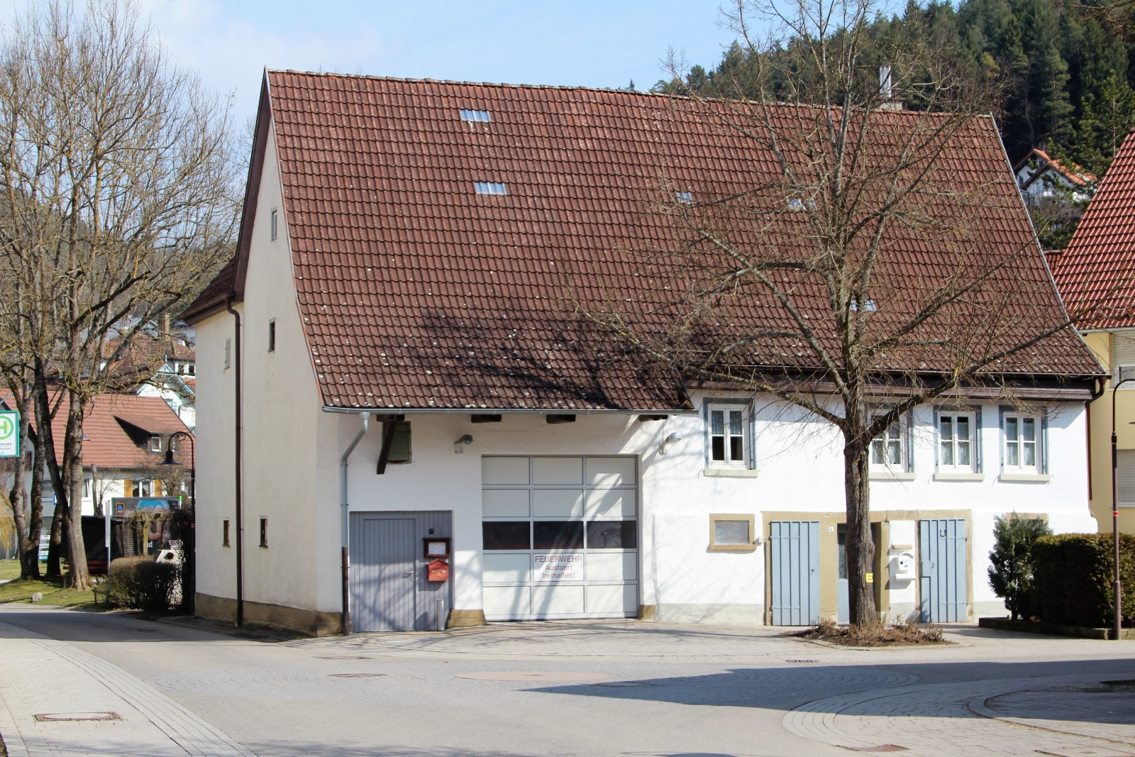 Feuerwehrgerätehaus Iselshausen