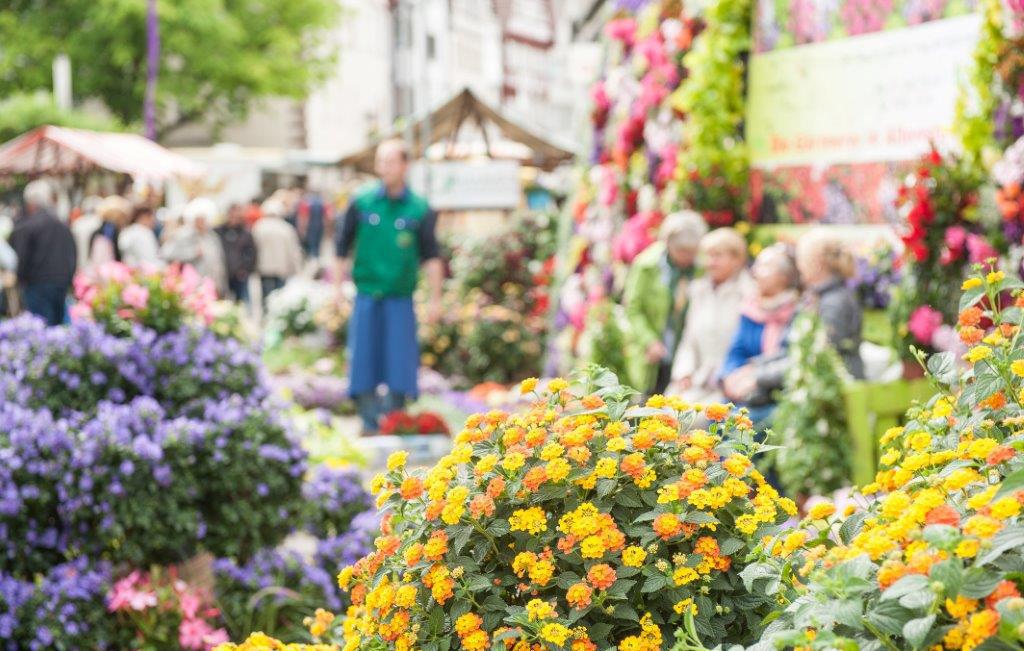 Gartenmesse