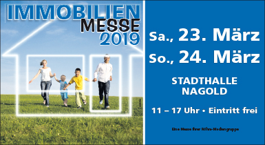 Immobilienmesse 2019 Logo