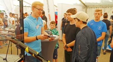 Top Job Ausbildungs- und Studienmesse in Nagold