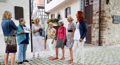 Frauenführung mit Judith Bruckner