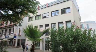 Gebäude in der Turmstraße in Nagold