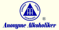 Logo und Text Anonyme Alkoholiker