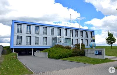 Gebäude der Geschäftsstelle der IHK Nordschwarzwald in Nagold
