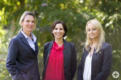 Das Team der Kontaktstelle Frau und Beruf Nordschwarzwald