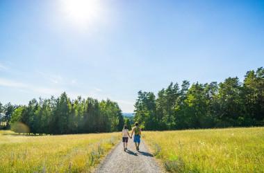 Wandern auf dem 7-Berg-Weg