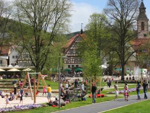 Spielplatz Kleb