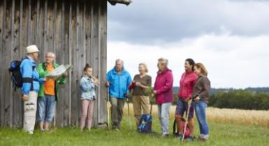 AK Wirtschaft und Tourismus des Bügerforums - Gruppe