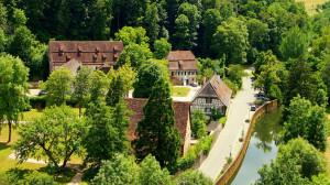 Wildberg Kloster Maria Reuthin von oben