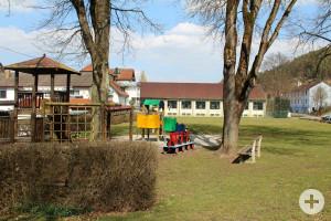 Spiel- und Bolzplatz Iselshausen