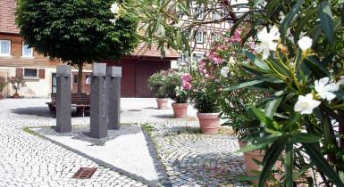 Brunnen Kirchplatz