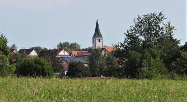 Ansicht von Hochdorf