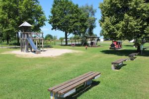 Spielplatz beim Sportplatz