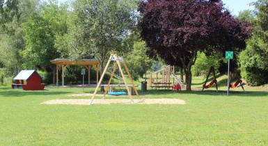 Spielplatz Steinachtal