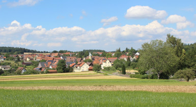 Ortsansicht Mindersbach