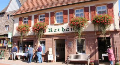 Rathaus Mindersbach