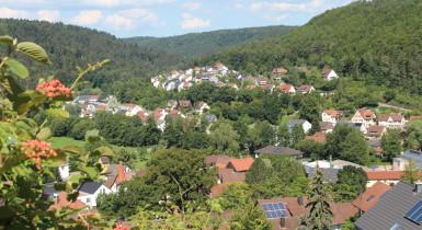 Ortsansicht Iselshausen