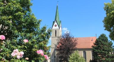 Kirche Vollmaringen