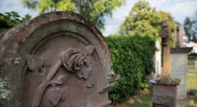 Friedhof in Nagold