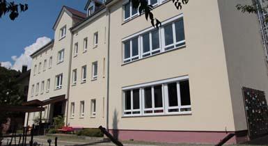 Burgschule von außen