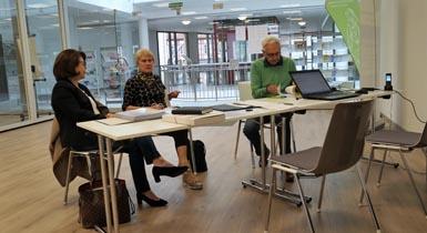 Beratung im Bürgerzentrum