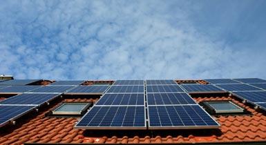 Photovoltaik auf dem Hausdach