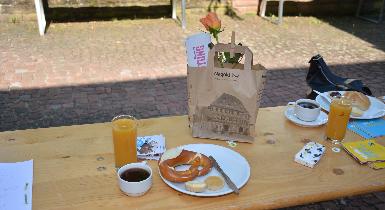 Faires Frühstück