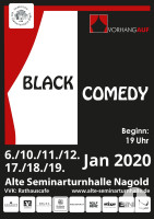 Vorhang Auf - Black Comedy