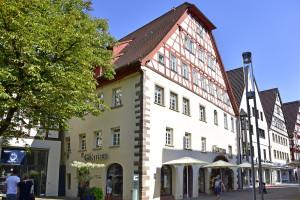 Historisches Gebäude Alte Vogtei