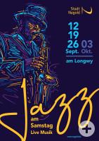 Plakat Jazz am Samstag