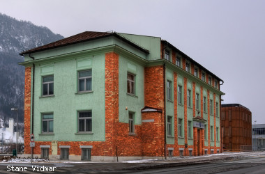 Rathaus in Jesenice