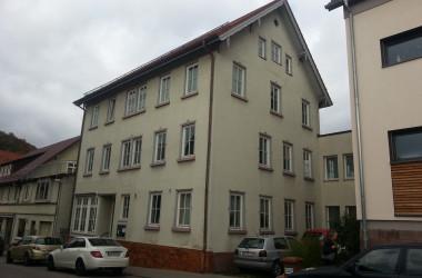Gebäude Leonhardstraße 5, Ansicht vor Sanierung