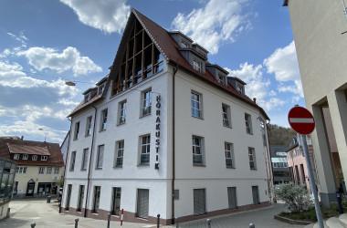 Gebäude Kirchstraße 7, Nagold, Neubau nach Abbruch