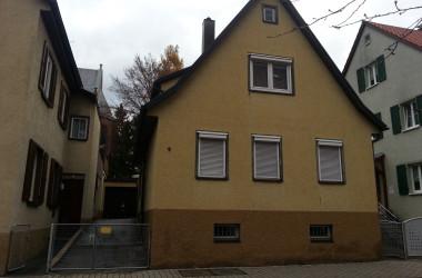 Gebäude Leonhardstraße 9, Ansicht vor Sanierung