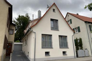Gebäude Leonhardstraße 9, Ansicht nach Sanierung