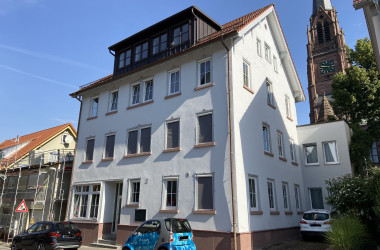 Gebäude Leonhardstraße 5, Ansicht nach Sanierung