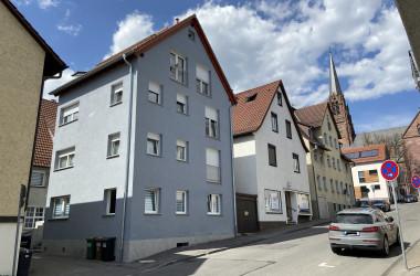 Gebäude Neue Straße 5, Neubau nach Abbruch