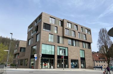 Gebäude Anker Areal Nagold