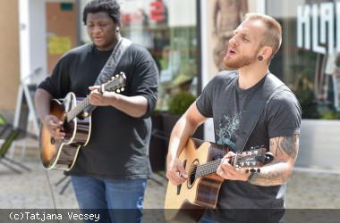 Musik in der Stadt - As far as low in der Marktstraße