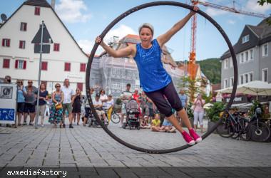 Cyr-Wheel