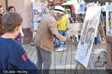 Kunst in der Stadt - Gerhard Schöttle
