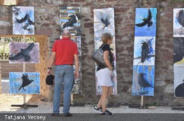 Kunst in der Stadt - Jugendkunstschule