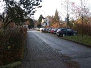 Parkplatz Emminger Straße