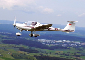Flugzeug Dürrenhardt