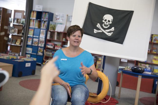 Piratenführung in der Stadtbibliothek